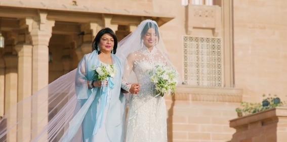 nick jonas comparte fotos de su boda con priyanka chopra 3