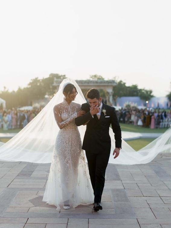 nick jonas comparte fotos de su boda con priyanka chopra 4