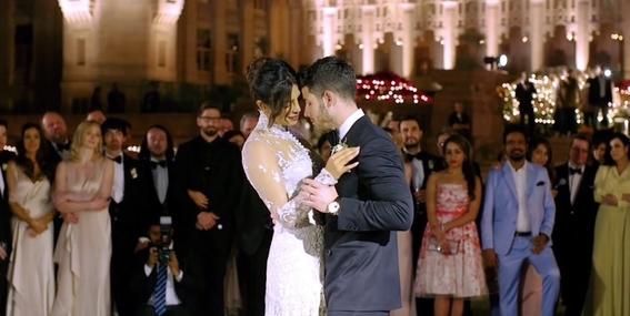 nick jonas comparte fotos de su boda con priyanka chopra 11