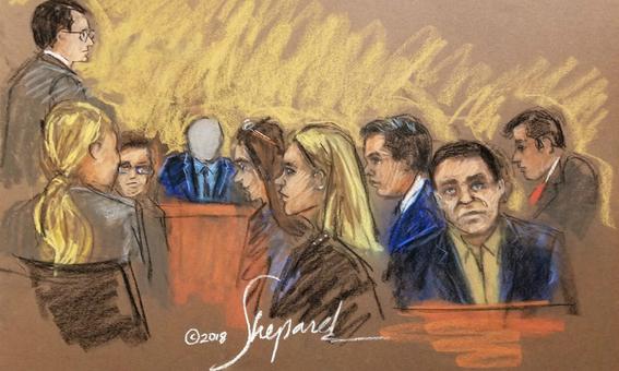 como va el juicio del chapo guzman 2
