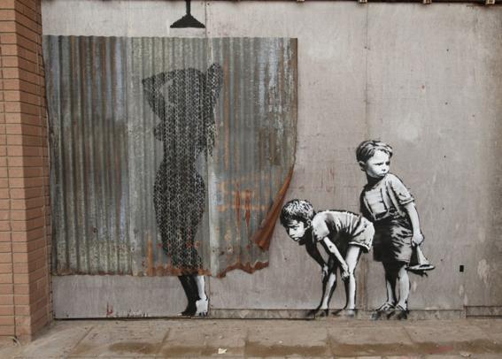 banksy refugiados rifa 1