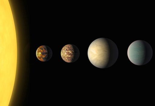 confirman la existencia de 104 exoplanetas nuevos en la galaxia 2