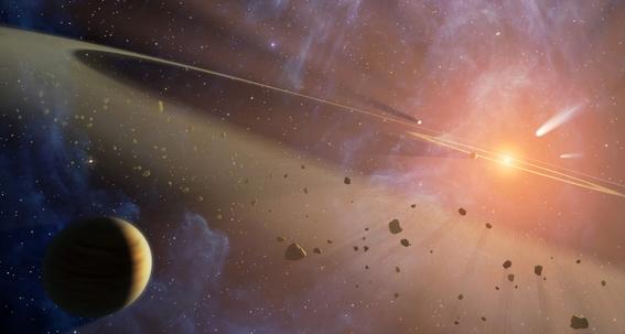 confirman la existencia de 104 exoplanetas nuevos en la galaxia 1