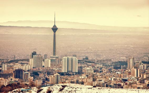 teheran capital de iran se esta hundiendo rapidamente 2