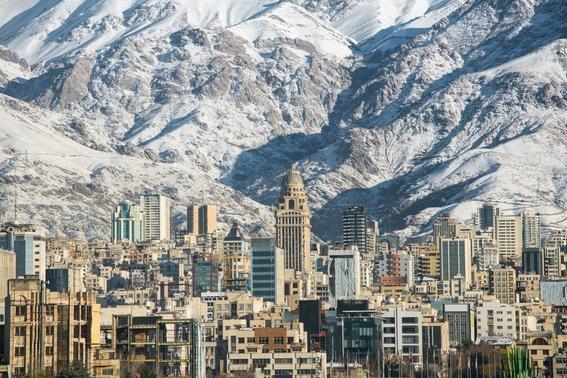 teheran capital de iran se esta hundiendo rapidamente 1