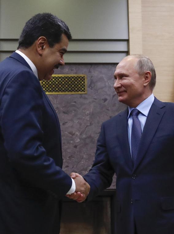 maduro anuncia inversiones de rusia en venezuela 1