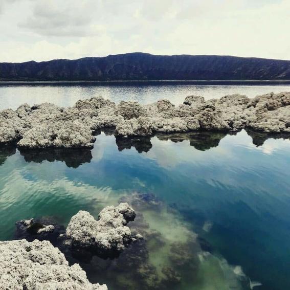 alchichica el crater que se convirtio en una laguna en puebla 2