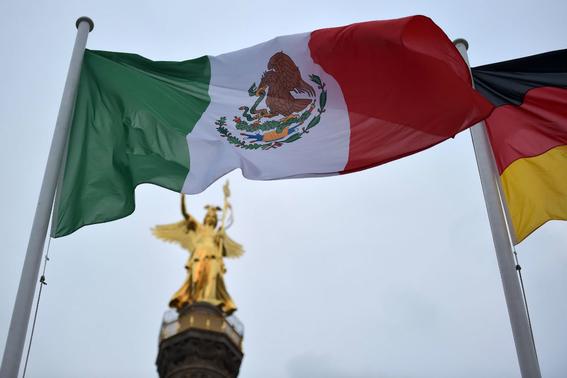 alemania invirtio 14 mil mdp en mexico 2018 2