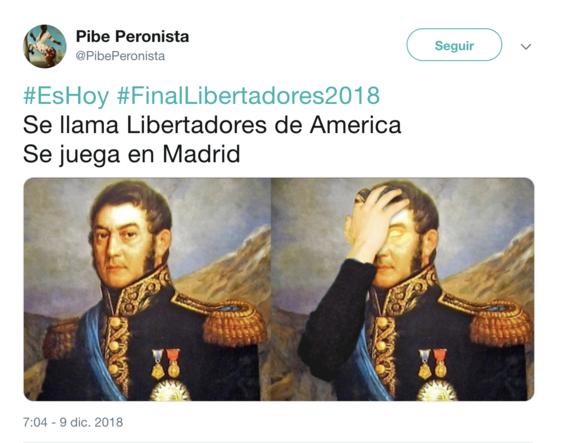 memes copa libertadores 5