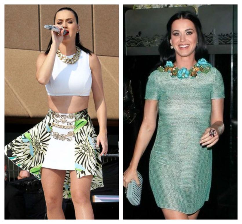 Fama, peleas e hipocresía: 32 fotos de la evolución de Katy Perry 8