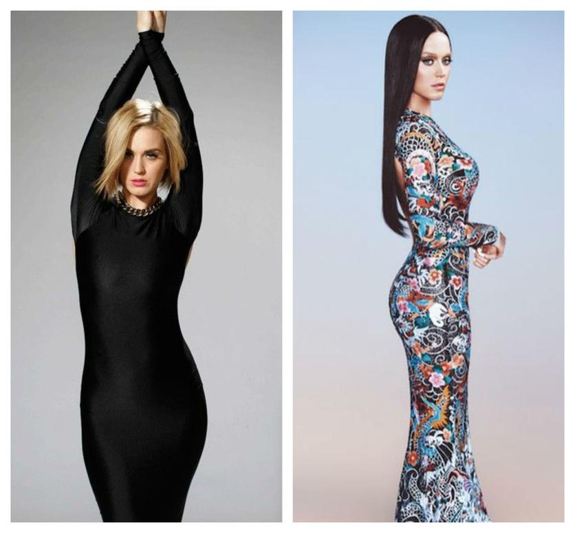 Fama, peleas e hipocresía: 32 fotos de la evolución de Katy Perry 9