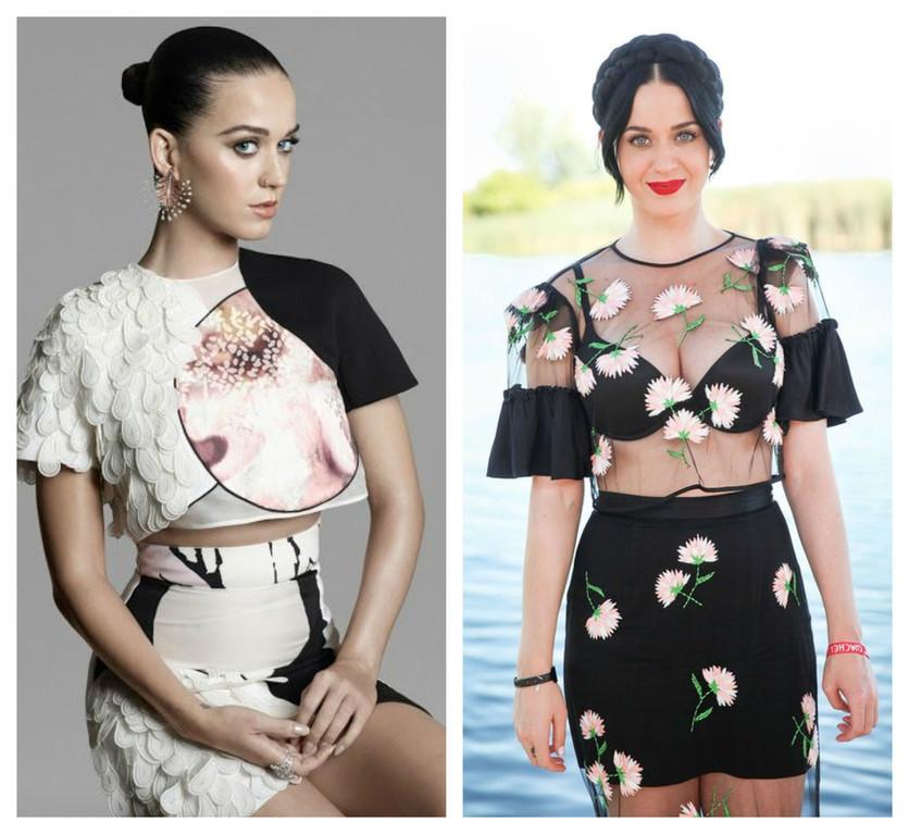 Fama, peleas e hipocresía: 32 fotos de la evolución de Katy Perry 12