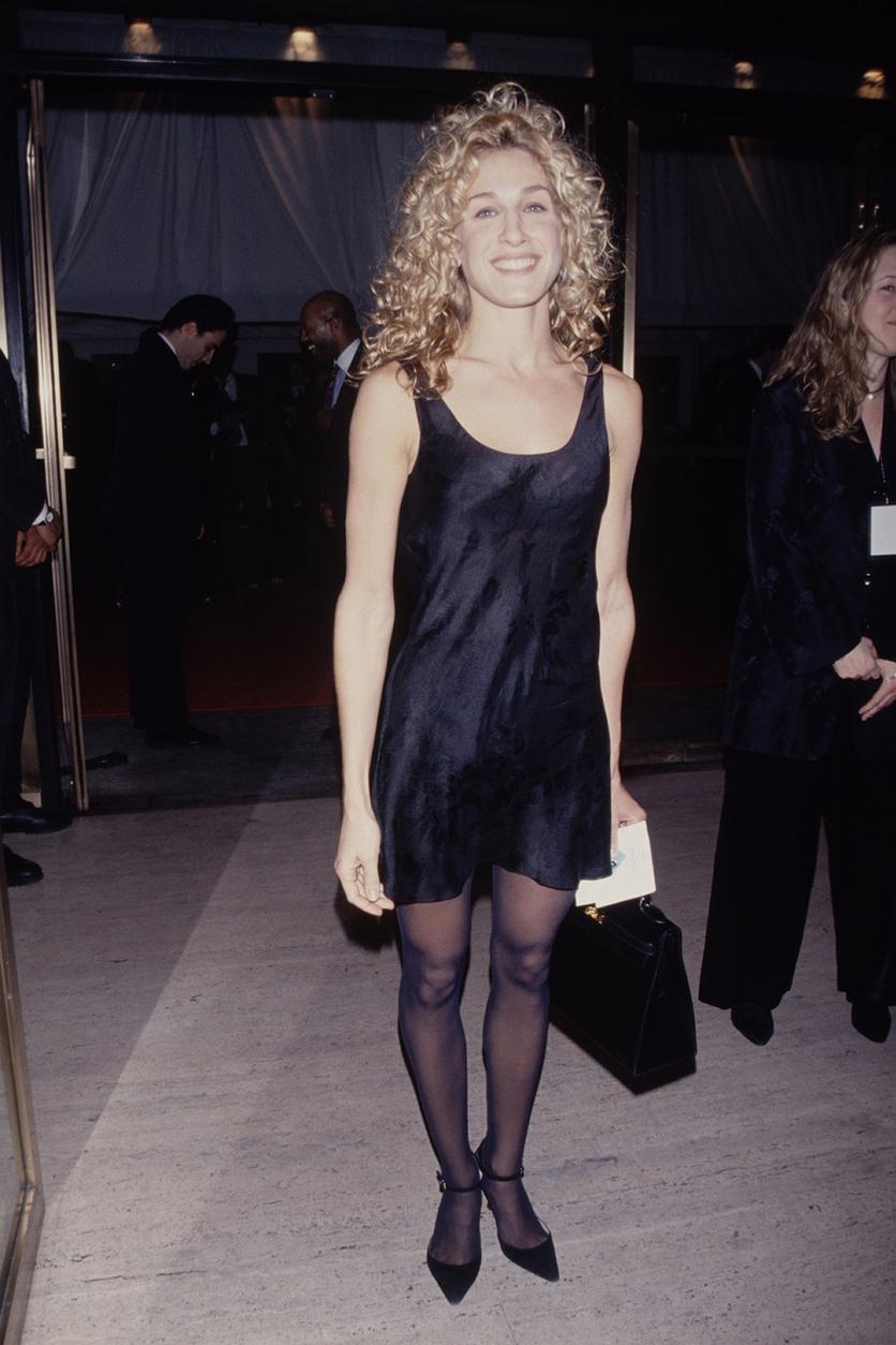 De Chanel a Lily-Rose Depp: Así ha evolucionado el Little Black Dress 12