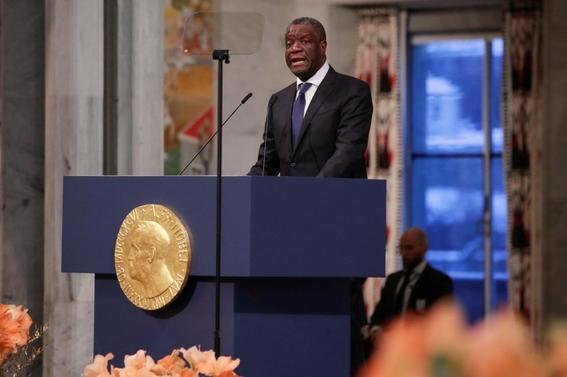 denis mukwege y nadia murad reciben premio nobel de la paz 3