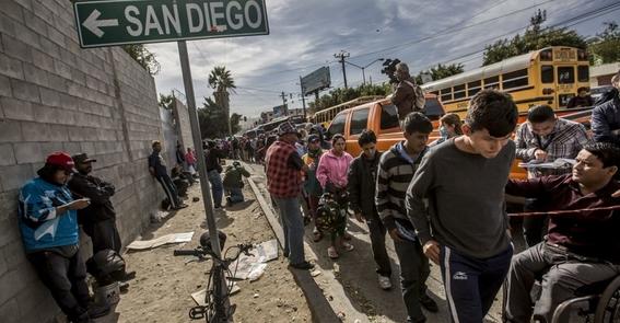 amlo facilitara visas a migrantes centroamericanos en plan migratorio 1