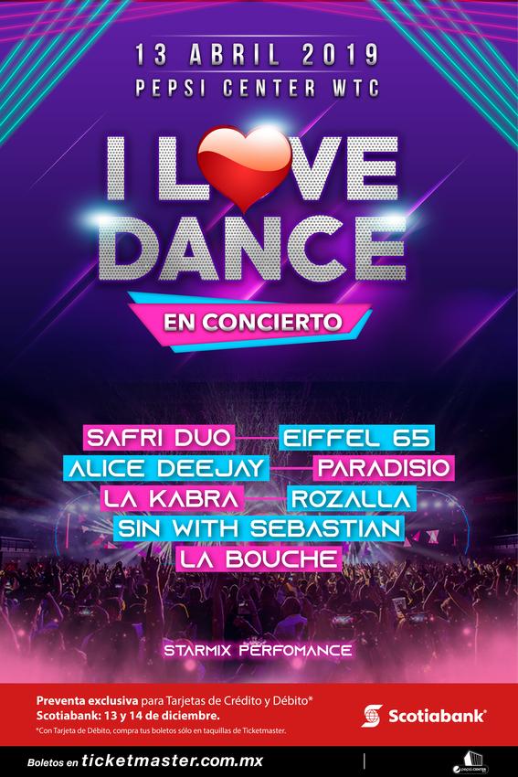 festival i love dance llega a mexico 1