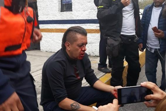 encapuchados atacan rectoria en cu 2