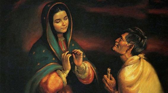 por que celebramos a la virgen de guadalupe 1