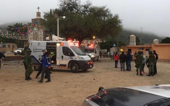 mueren cinco personas en explosion en fontezuelas tequisquiapan 1