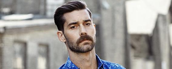 Qué bigote debes usar según tu tipo de cara