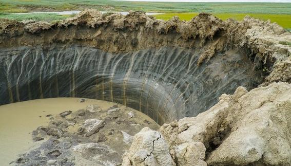 deshielo del permafrost amenaza al 70 de la estructura del artico 2