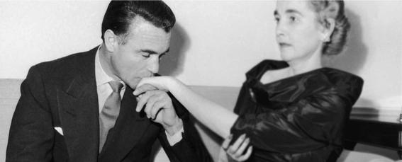 How A Cruel Dictator's Playboy BFF Became The Inspiration For James Bond