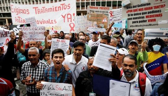 venezolanos con vih utilizan guasimo por escasez de medicinas 5