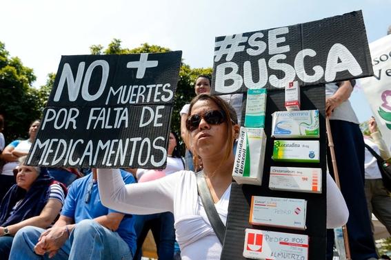 venezolanos con vih utilizan guasimo por escasez de medicinas 1