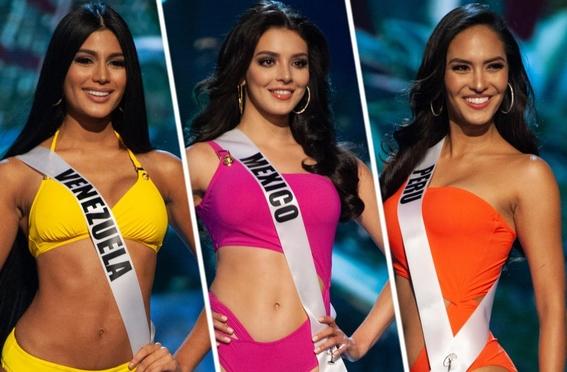 jurado de miss universo 2018 conformado solo por mujeres 1