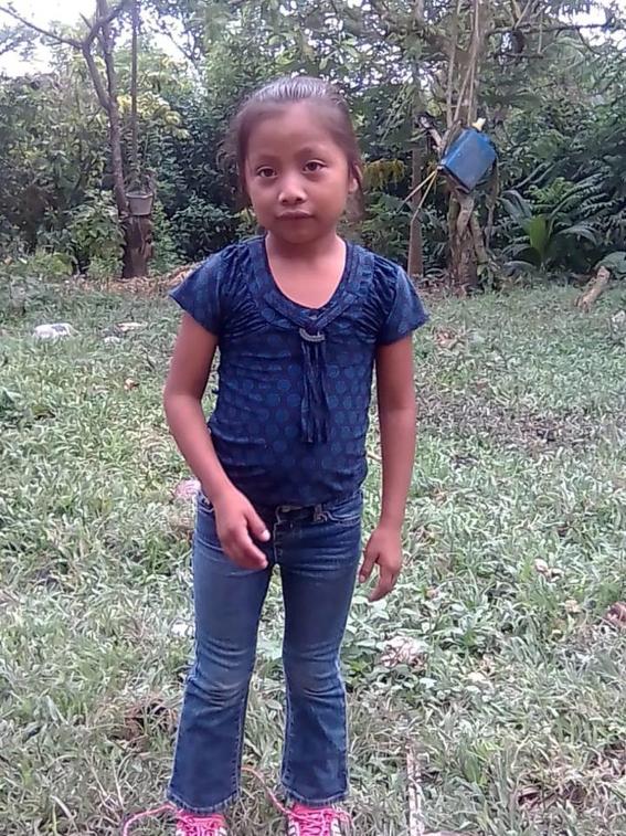 nina guatemalteca en custodia 1