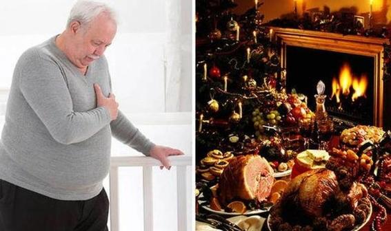 navidad incrementa las posibilidades de sufrir un infarto 3