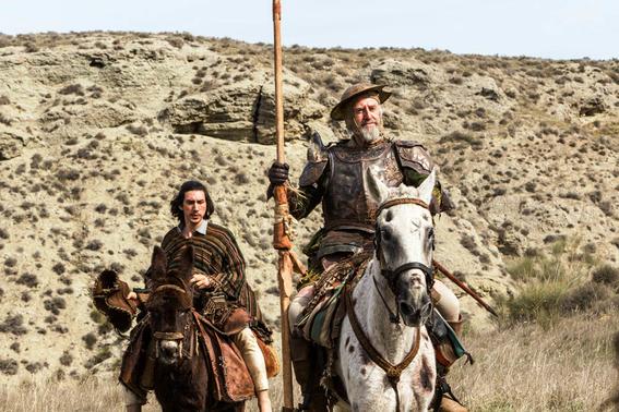 El hombre que mató a Don Quijote, la película que debes ver para cerrar bien el año