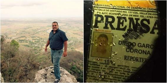 mexico es el tercer pais mas peligroso para ser periodista 1