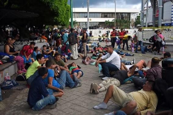 mexico recibira migrantes rechazados por estados unidos 1