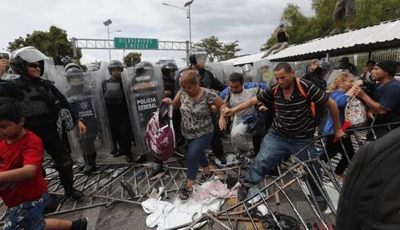 mexico recibira migrantes rechazados por estados unidos 3