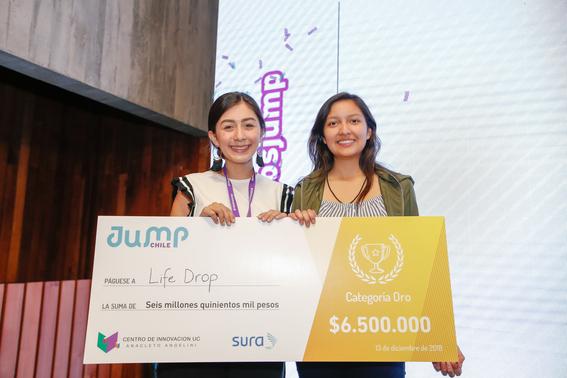 estudiantes mexicanas ganan concurso de innovacion jump chile 2018 1