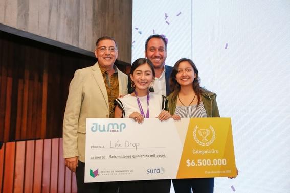 estudiantes mexicanas ganan concurso de innovacion jump chile 2018 2