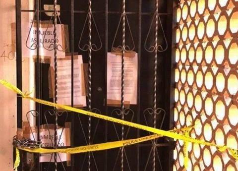 autoridades encuentran restos en cubetas en departamento de cuautitlan 2