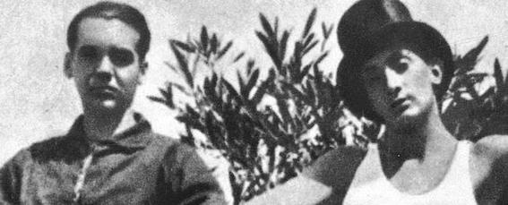La verdad detrás de la relación homoerótica entre Lorca y Dalí