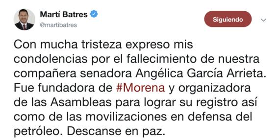 fallace senadora angelica garcia arrieta fundadora morena 2