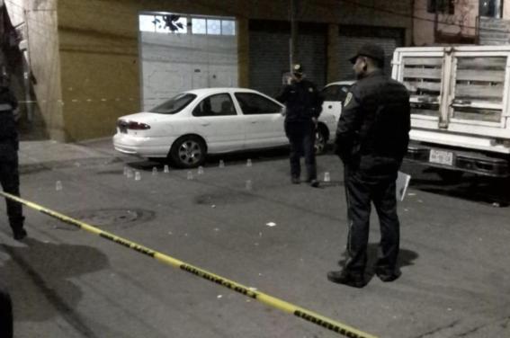dos muertos cinco heridos deja balacera en coyoacan 1