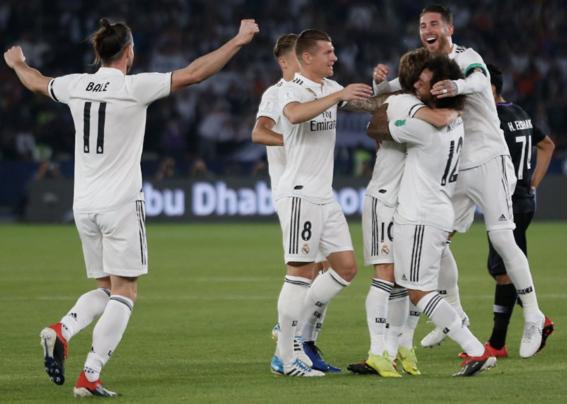 real madrid vence al ain logra septimo mundial de clubes 1