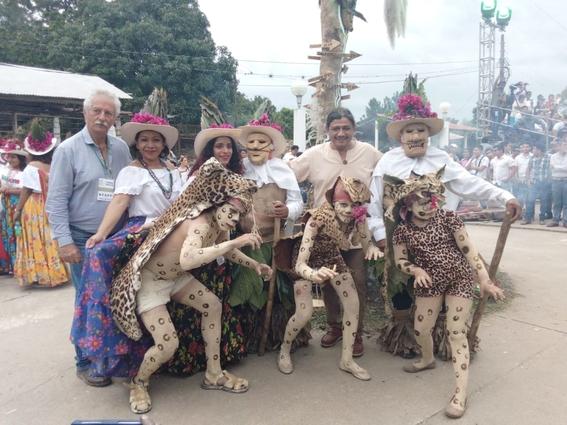 ceremonia a la madre tierra para tren maya 3