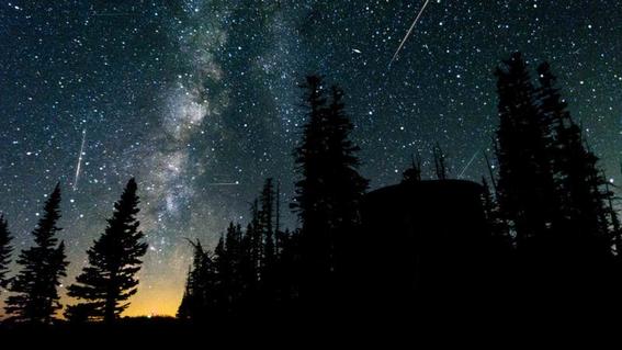 como ver la lluvia de estrellas cuadrantidas del 1 al 6 de enero 1