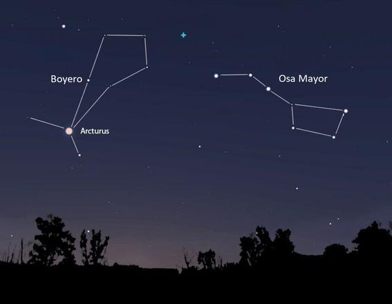 como ver la lluvia de estrellas cuadrantidas del 1 al 6 de enero 2