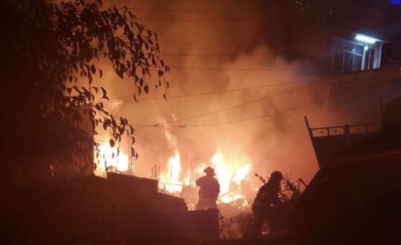 mueren 6 ninos por incendio en iztapalapa 1