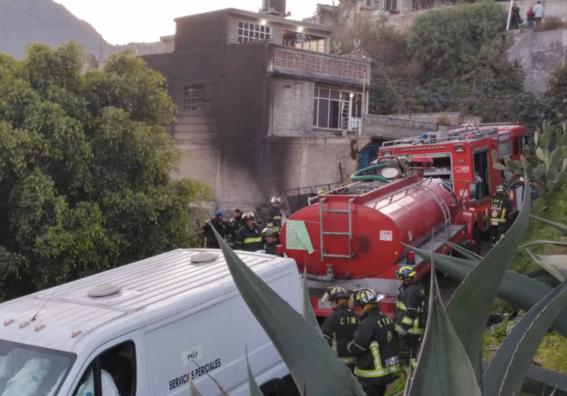 mueren 6 ninos por incendio en iztapalapa 2