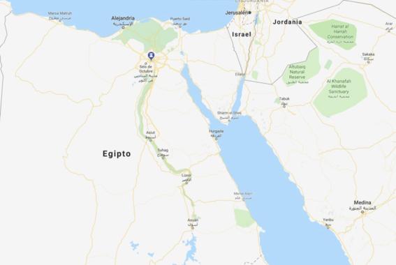 explosion de camion turistico deja 2 muertos en egipto 1