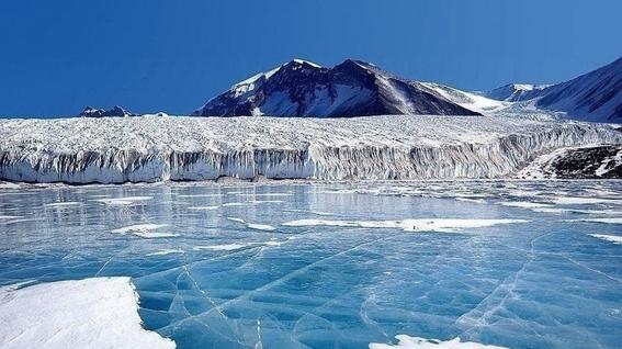 nasa analiza el comportamiento de las nevadas en la antartida 1