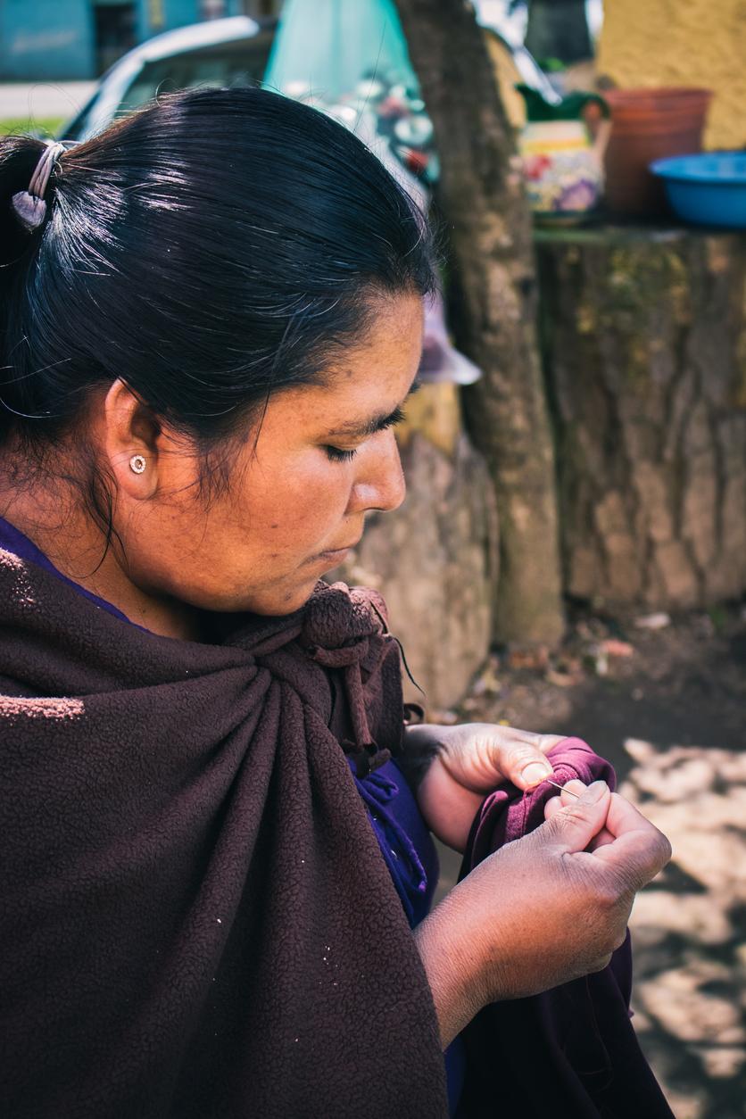 Respeto y trato justo para los artesanos indígenas en la moda: Someone Somewhere 1